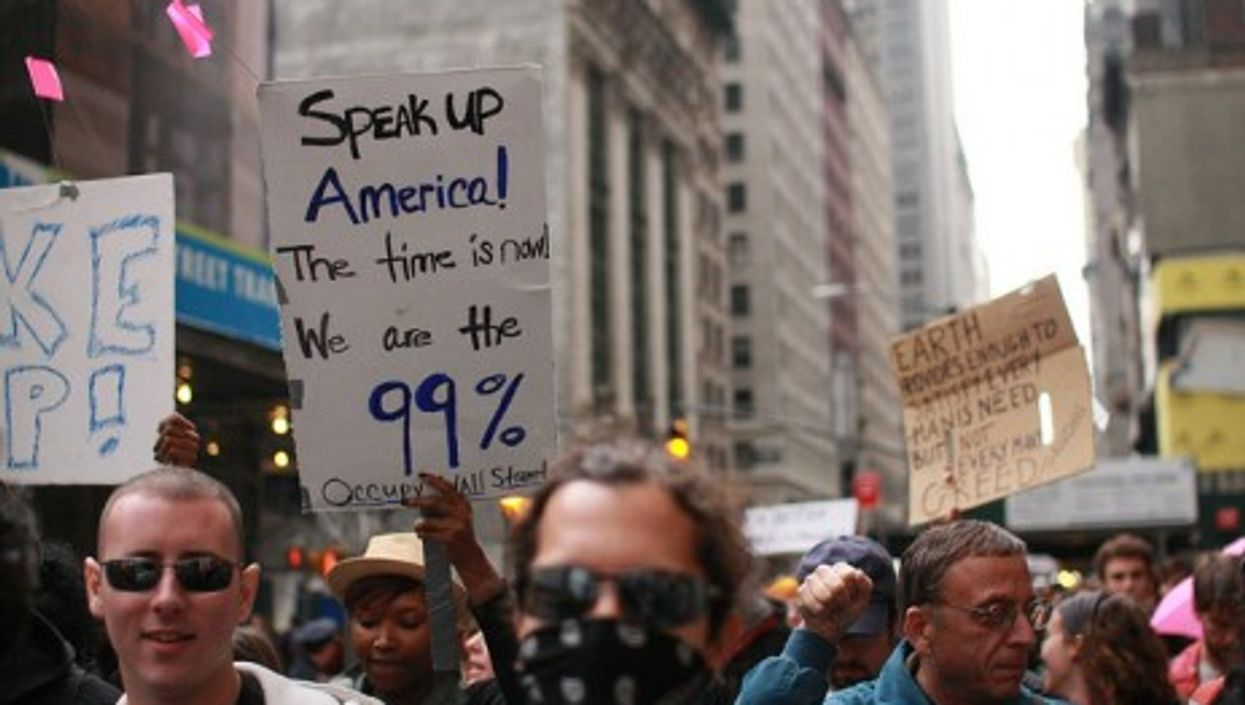 A German Take On Why The Wall Street Protesters Make Sense, Despite Themselves