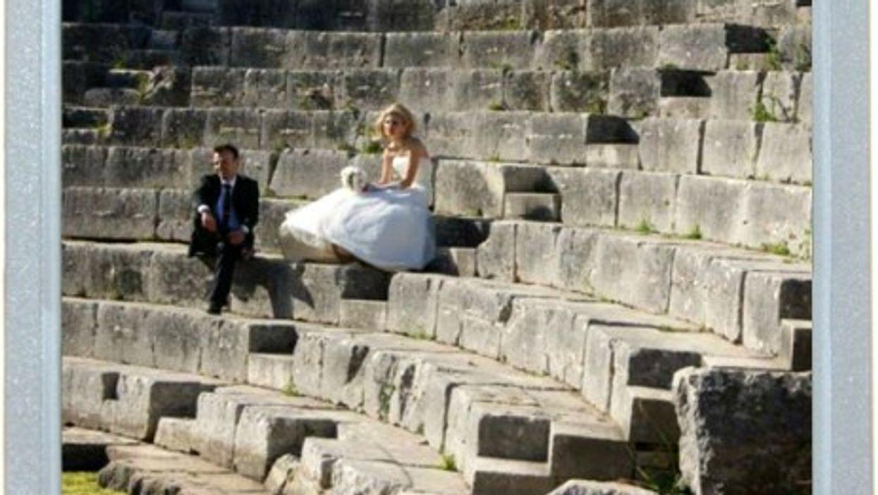 Albanian Newlywed Drama