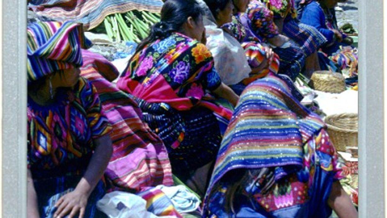 Mayan Market