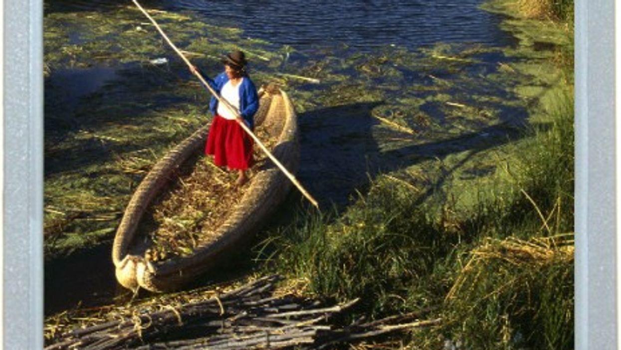 The Island Weavers