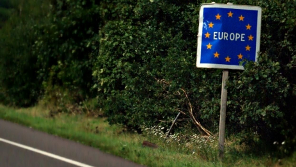 The Multi-Billion-Euro Pricetag Of Shutting Down Schengen