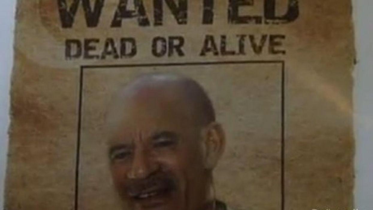 Bald Gaddafi: Libyan Newspaper Mocks Fugitive Leader