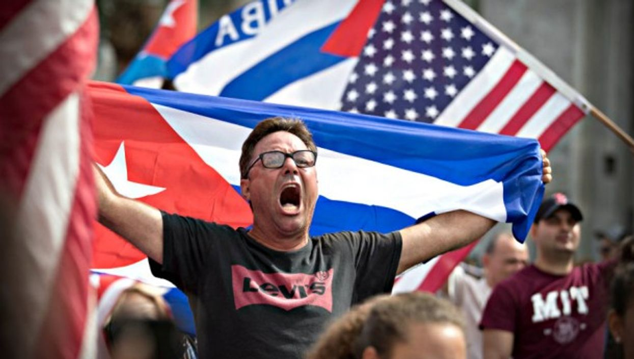 Cuba Policy Exposes Tensions To Come In Trump Presidency