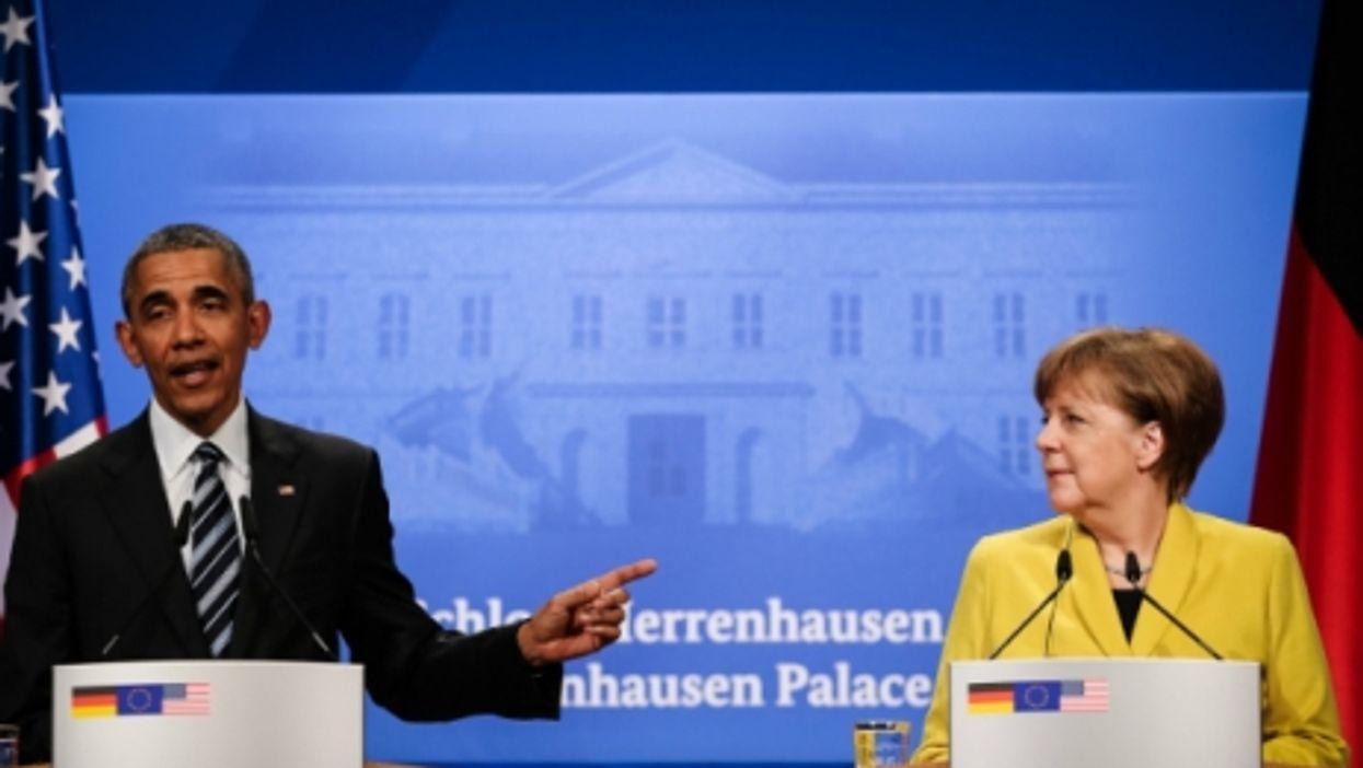 Cruz & Kasich, Merkel & Obama, Millennials & Love