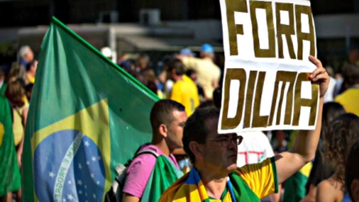 Why A Detested Dilma Will Survive Brazilian Anger