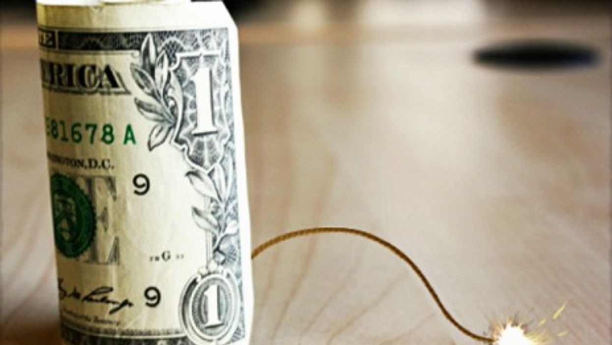 Why The Strong Dollar Could Trigger A Worldwide Economic Implosion