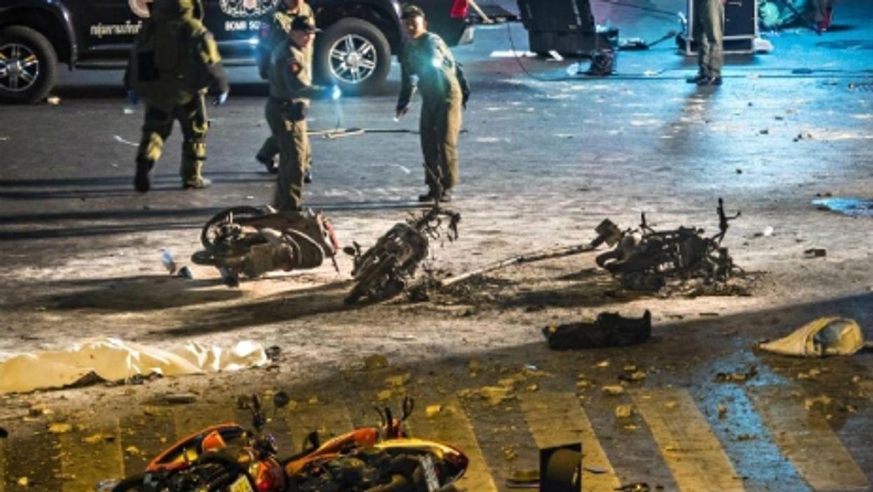 Bangkok Bombing, Arctic Drilling, Dylan's Bed