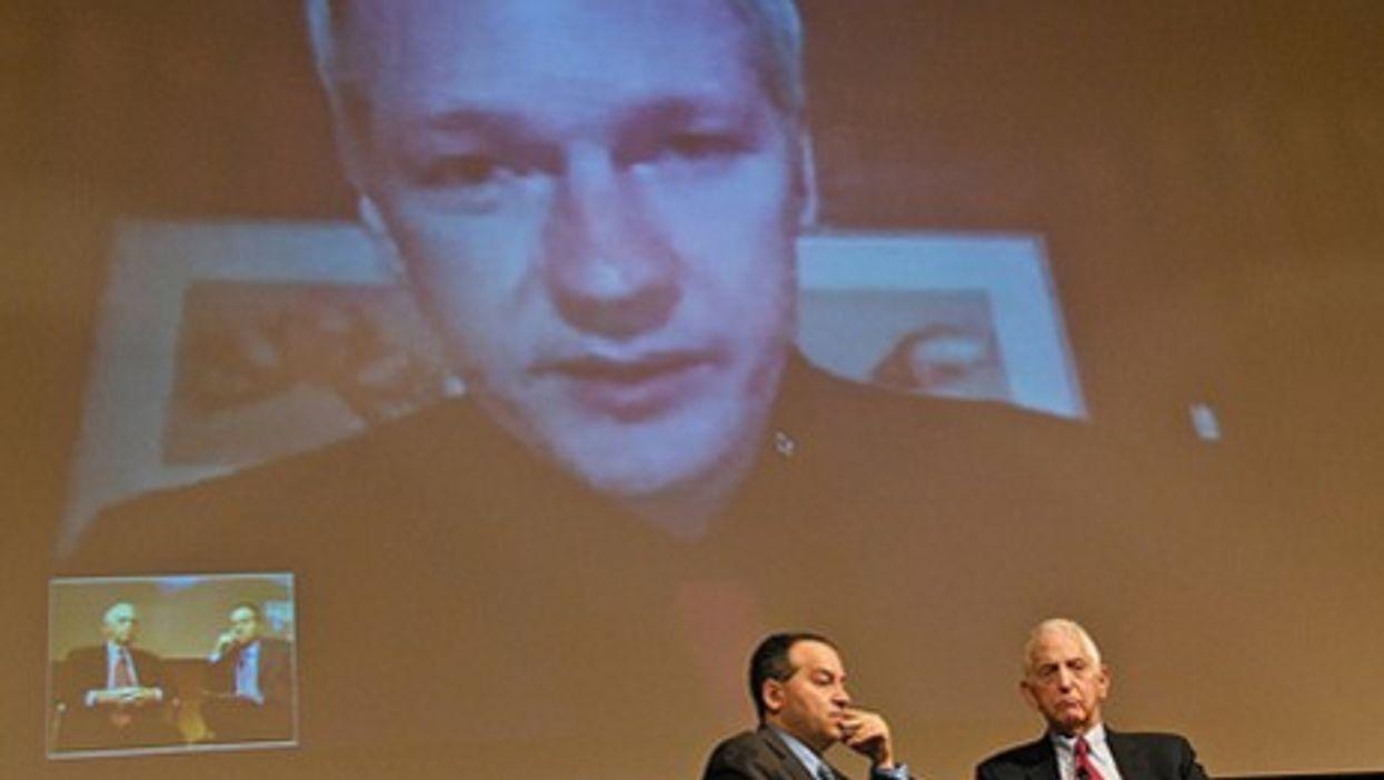 Alan Dershowitz: Why I Am Defending Julian Assange