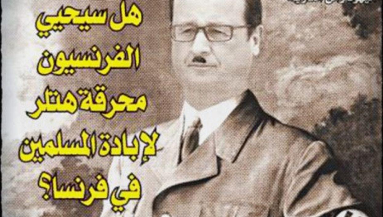 Egypt's ISIS, Hollande As Hitler, Spectator Swearing