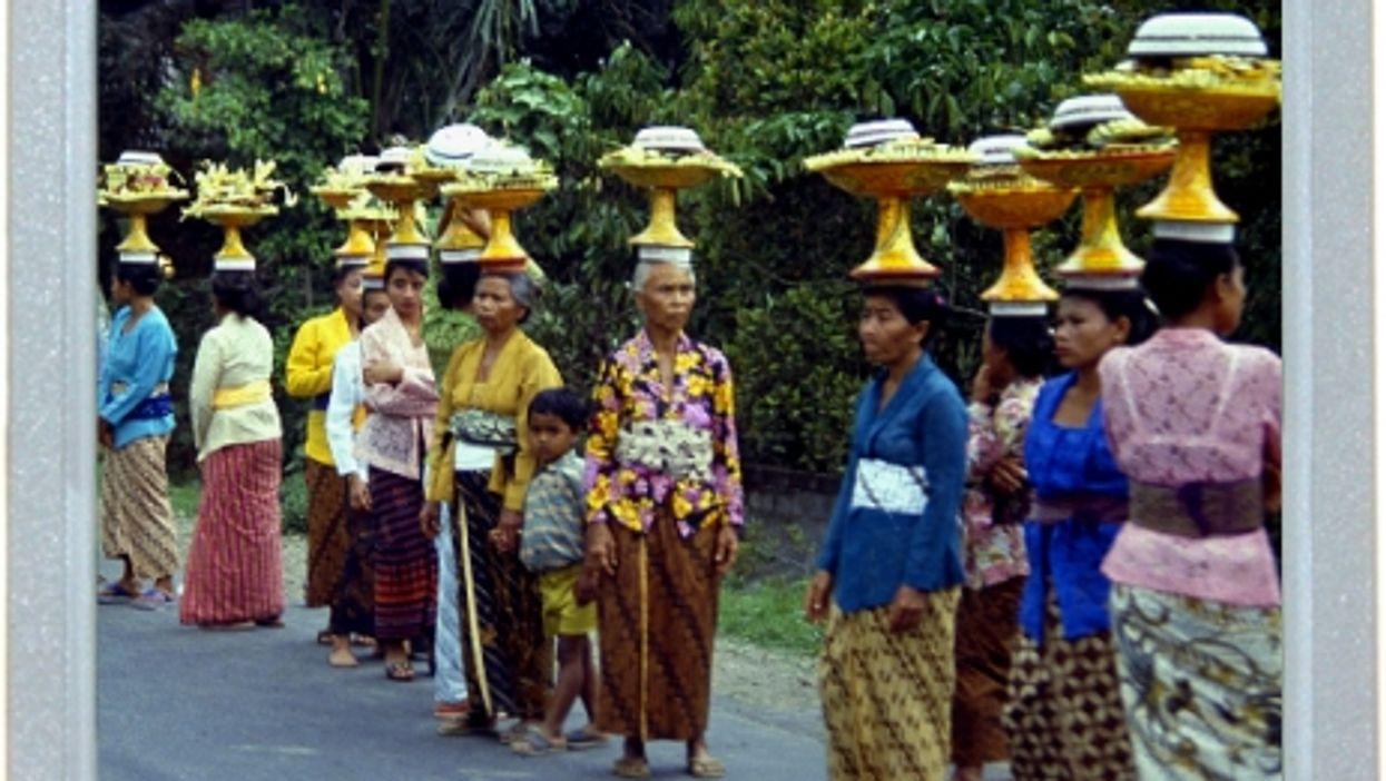 Balinese Balancing