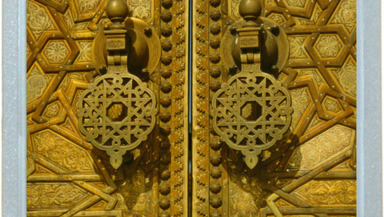 The King's Door