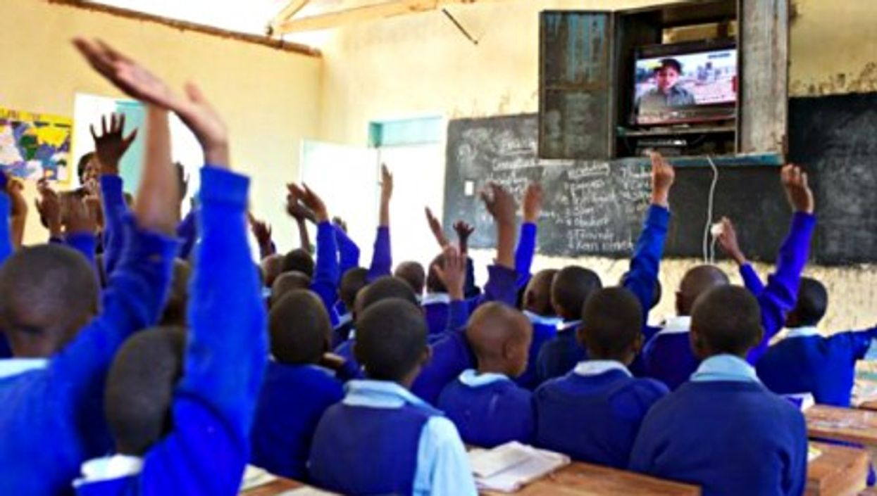 Technology In Classrooms, A Global Tour