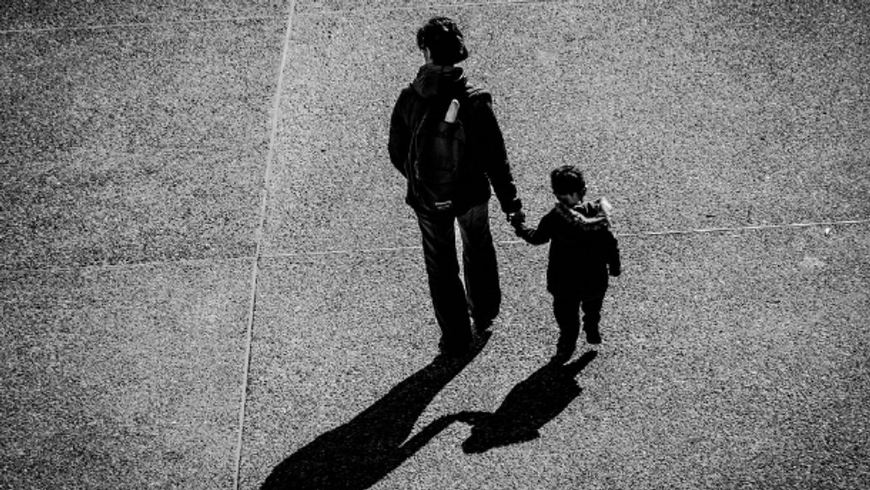 Learning To Live Without My Children, A Mother's Tale
