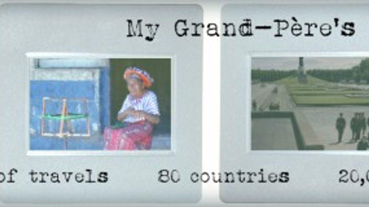 My Grand-Pere's World