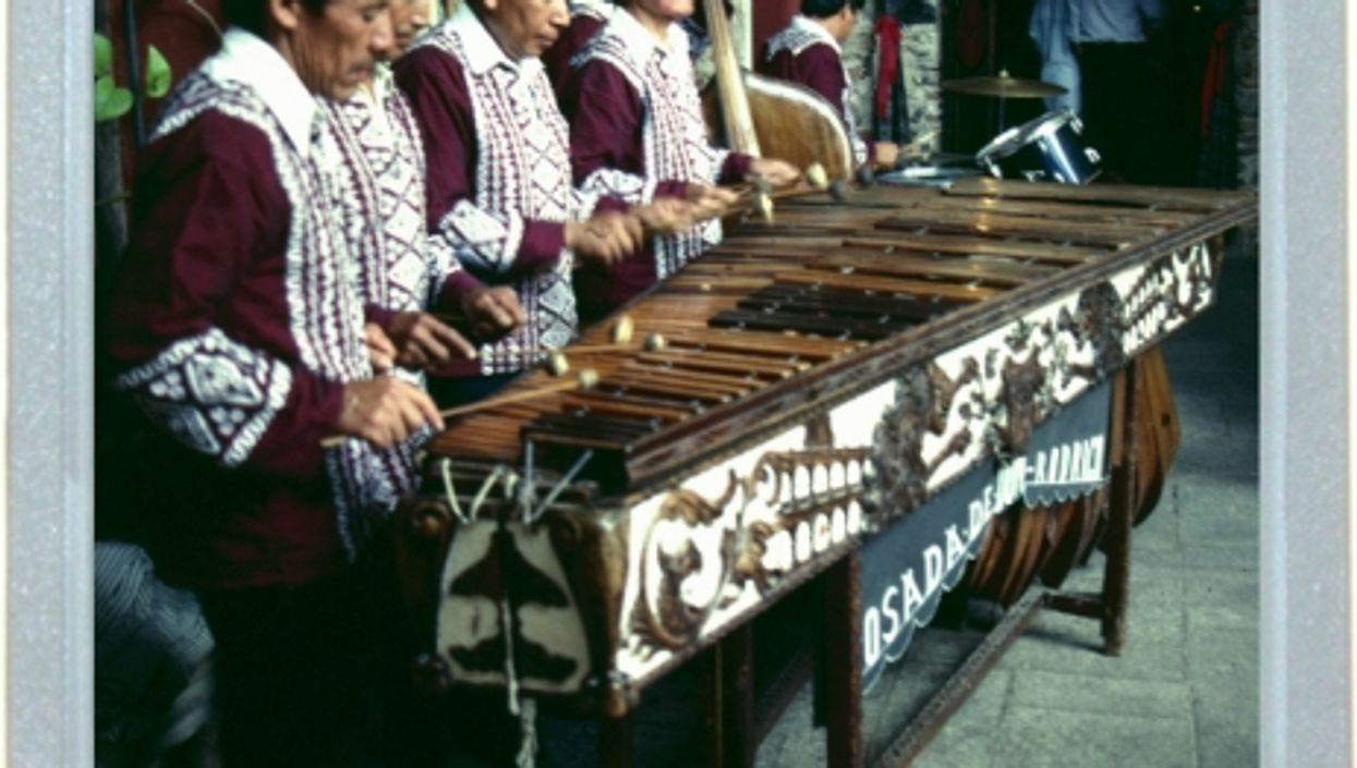 Guatemalan Marimba