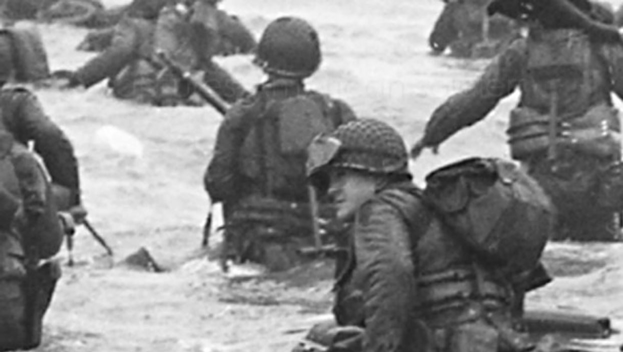 Watch: OneShot — D-Day, Into The Jaws Of Death