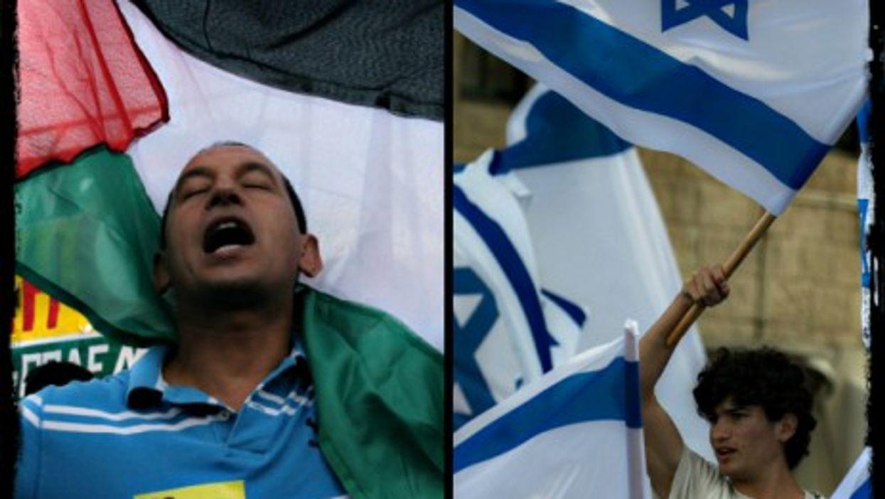 Gaza Ground War: Twitter Reacts In Arabic And Hebrew