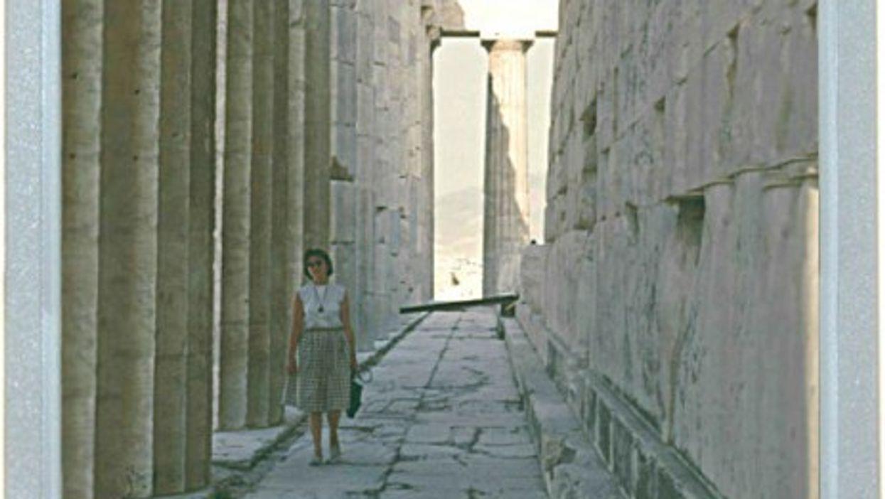 Parthenon Like It's 1961