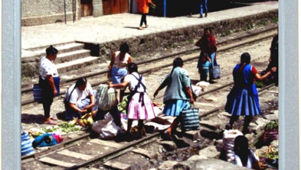 Last Stop Before Machu Picchu