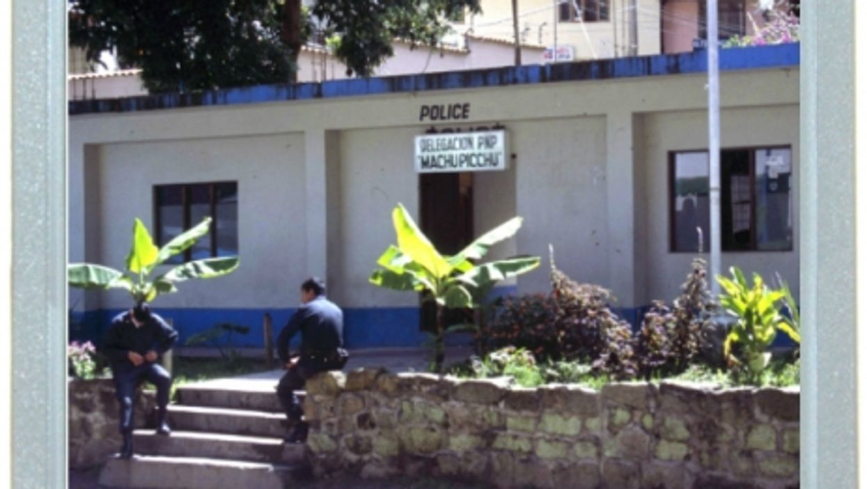 Andes Police