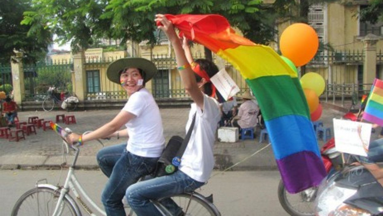 Prudish Vietnam Makes Its Coming Out