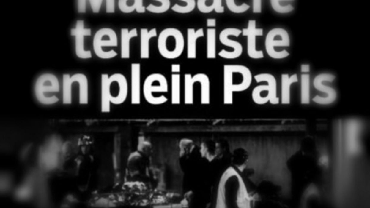 Paris Attacks: 21 Front Pages From Around The World