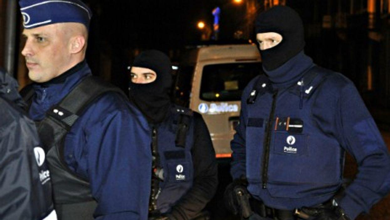 Anti-Terror Raids Across Europe