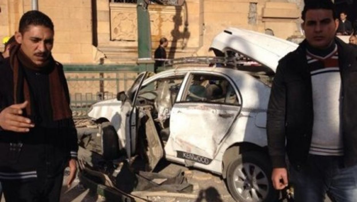 Deadly Cairo Explosions, U.S. Secret Prison, Exploiting George Clooney