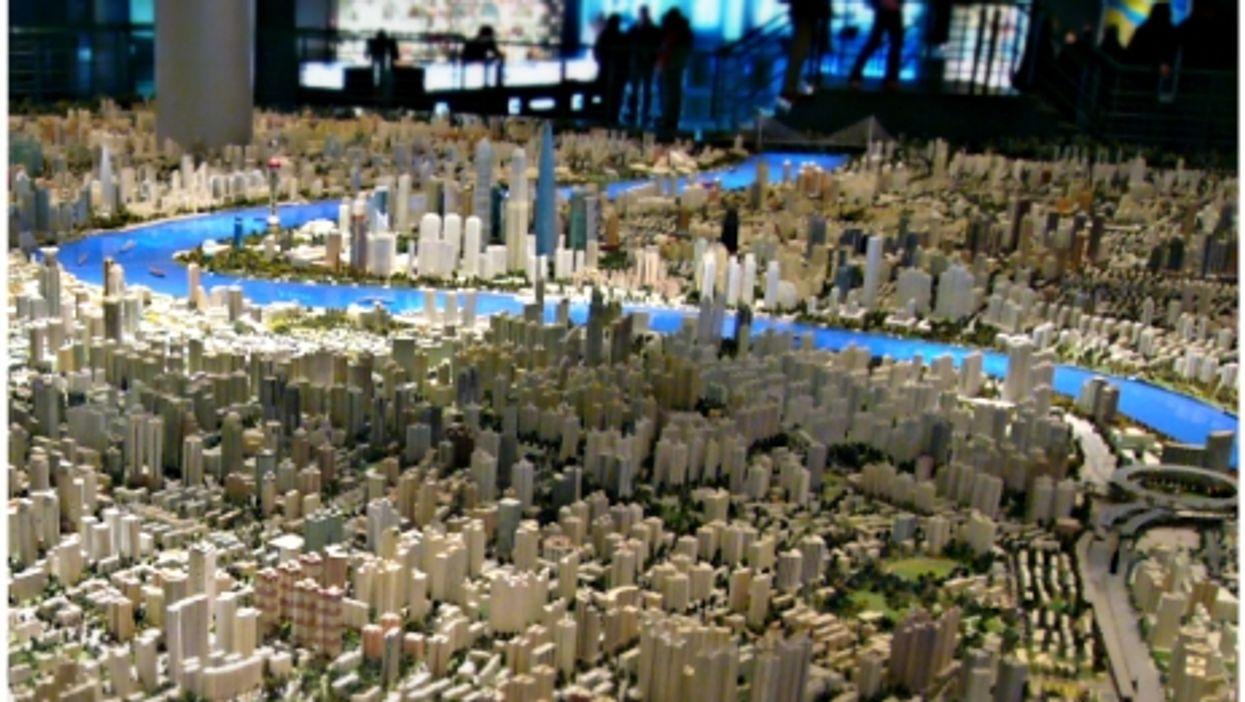 Applied Mathematics To Design The Perfect Future City