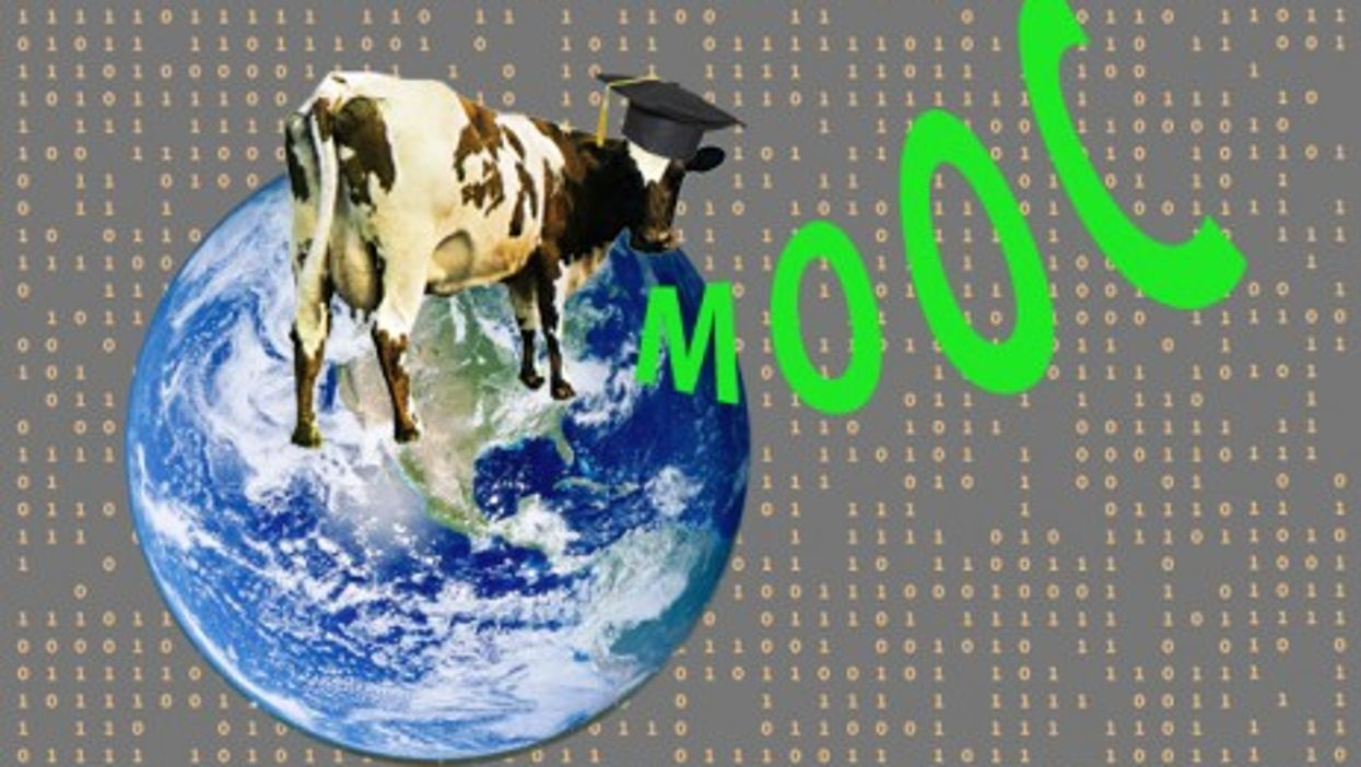 Education And The Internet: MOOC's Ambitions Go Global