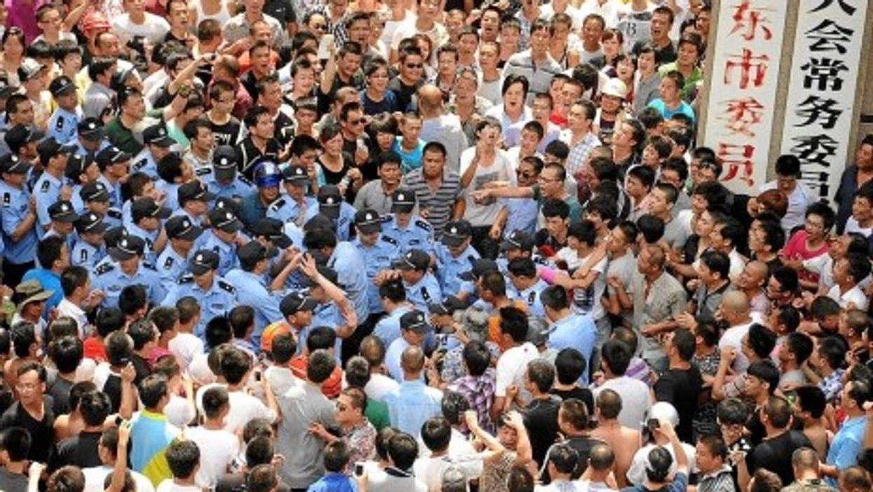 China's New Eco-Warriors