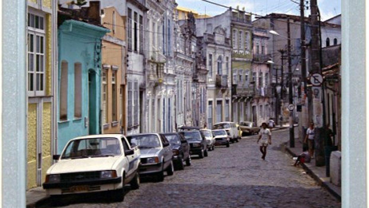 Bahia Before Bertrand