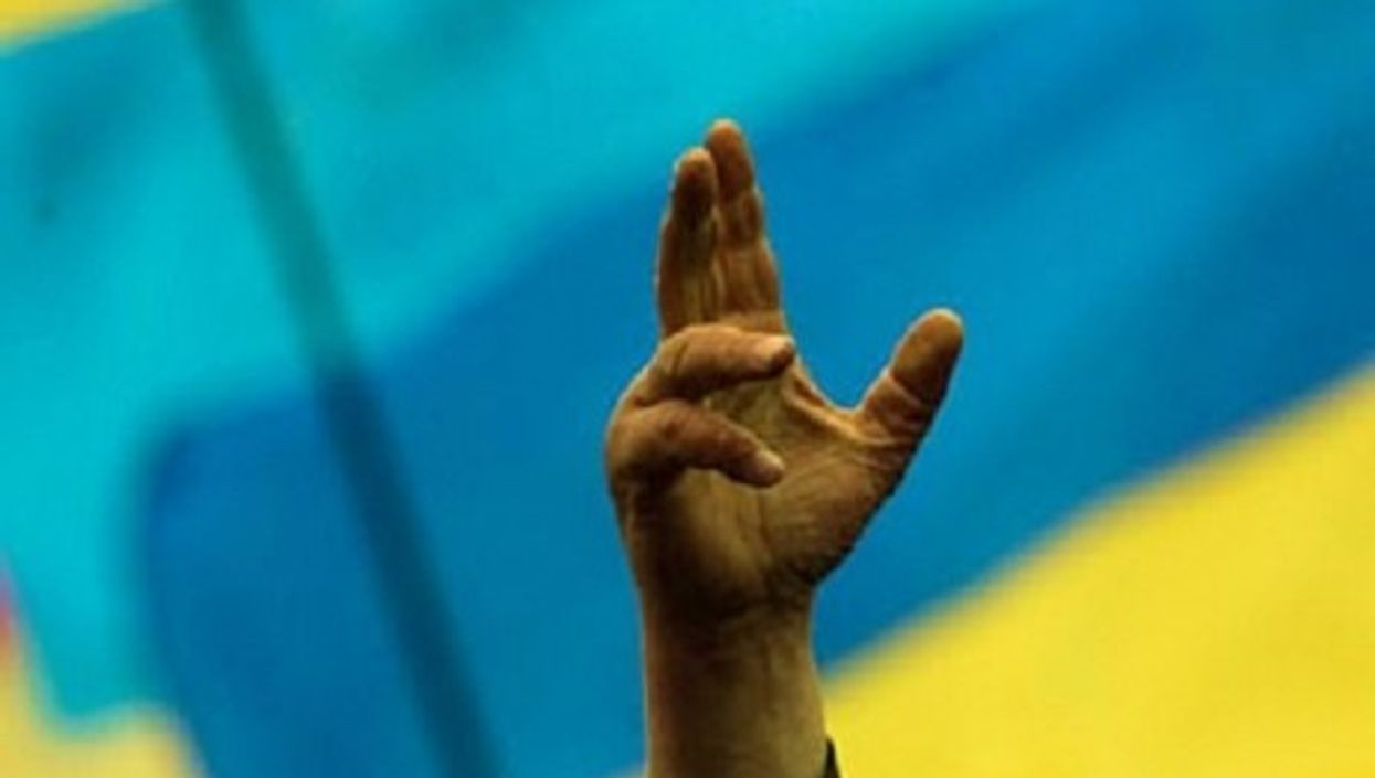 From Orange Revolution To Red Alert: Big Stakes In Ukraine Election