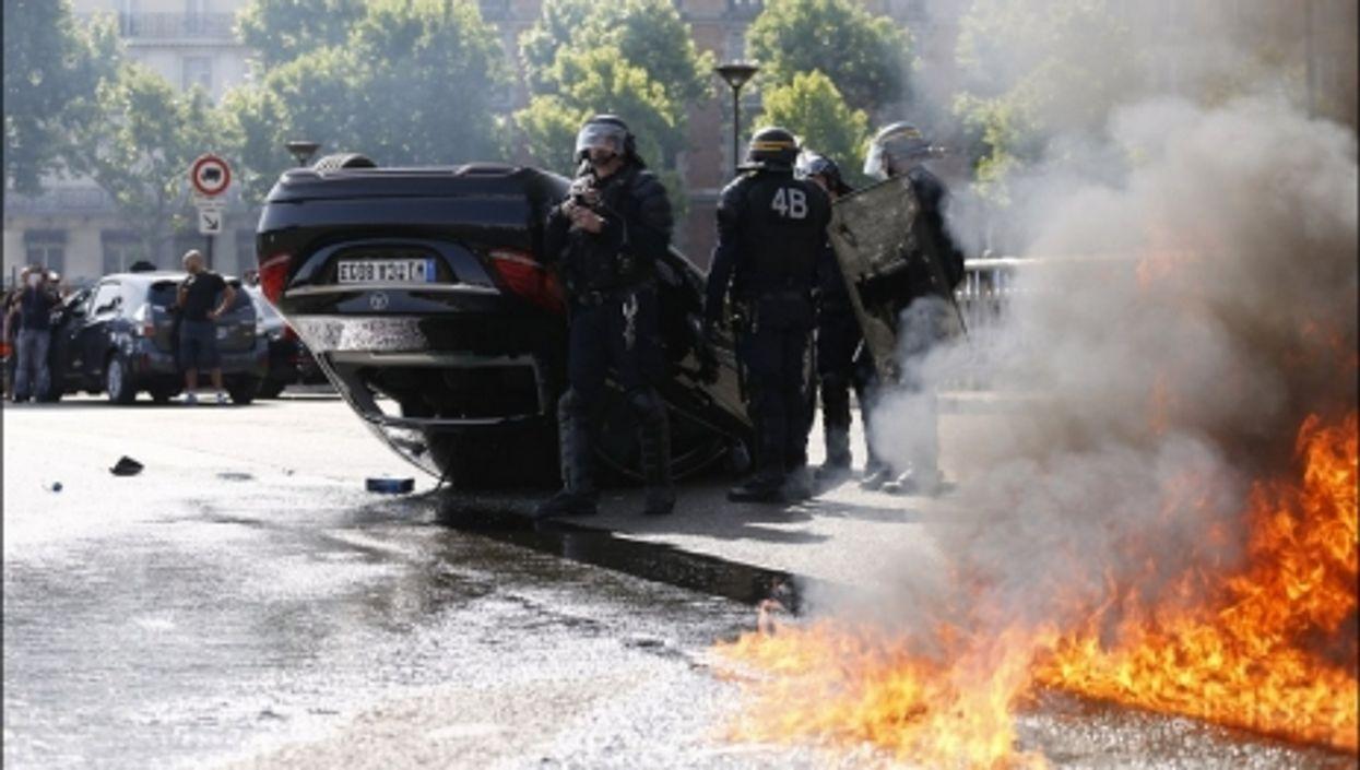 Terror Attack in France, Iran Talks, Pope's Stadium