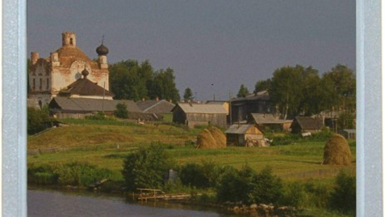 Flowing Volga, Still Life