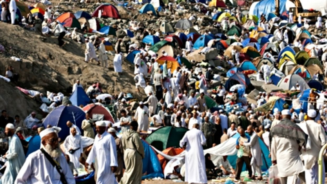 Mecca Stampede, FARC Handshake, Exhumed Tsar