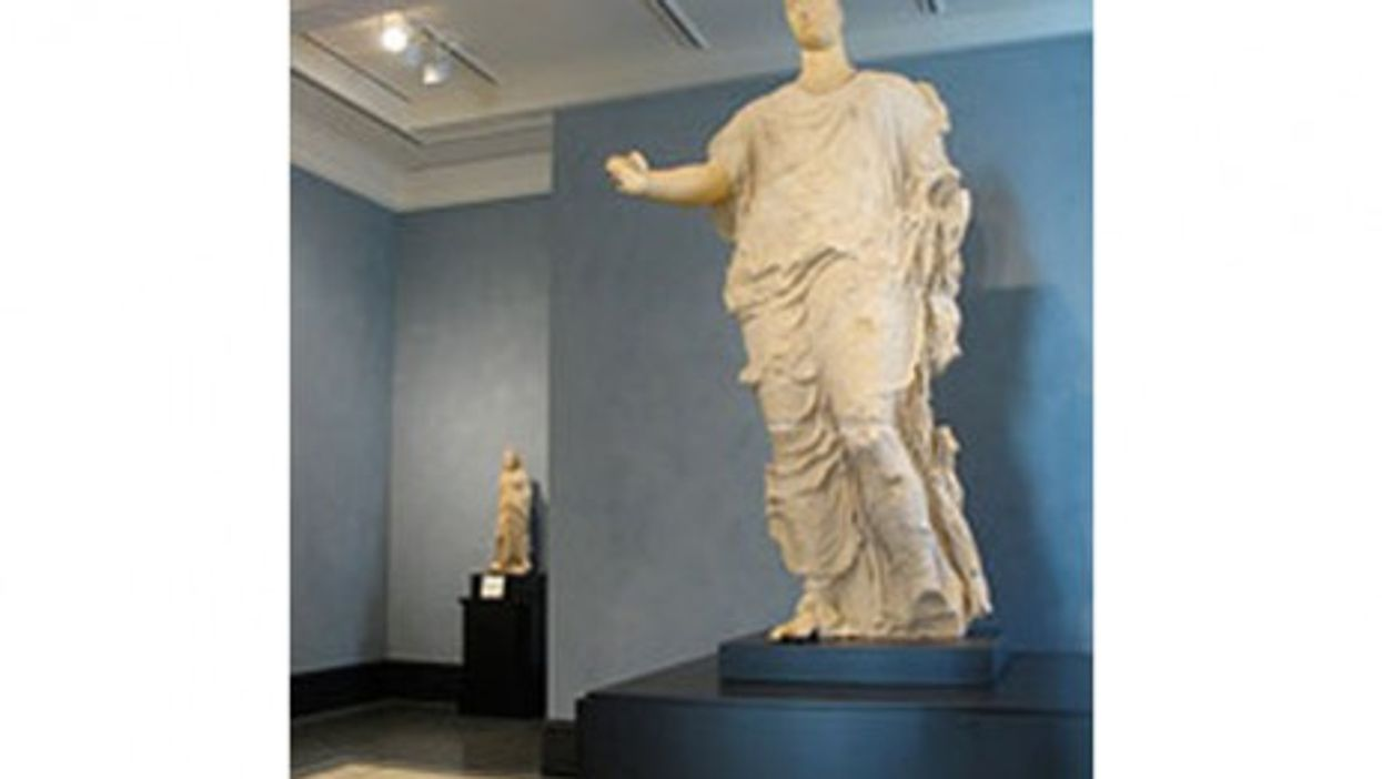 Venus Goes Home: After Controversial California Hiatus, Ancient Statue Back In Sicily
