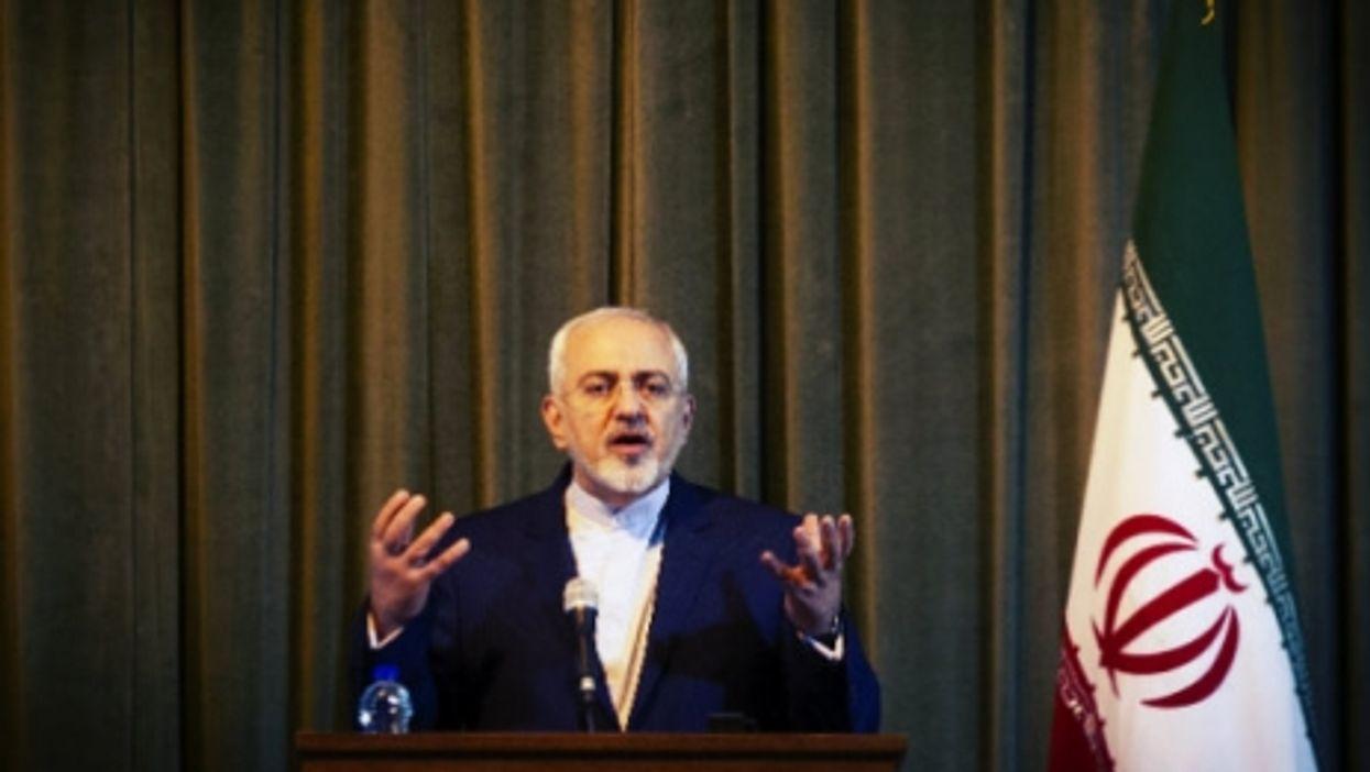Iran's Zarif Faces Death Threats Over Nuclear Deal