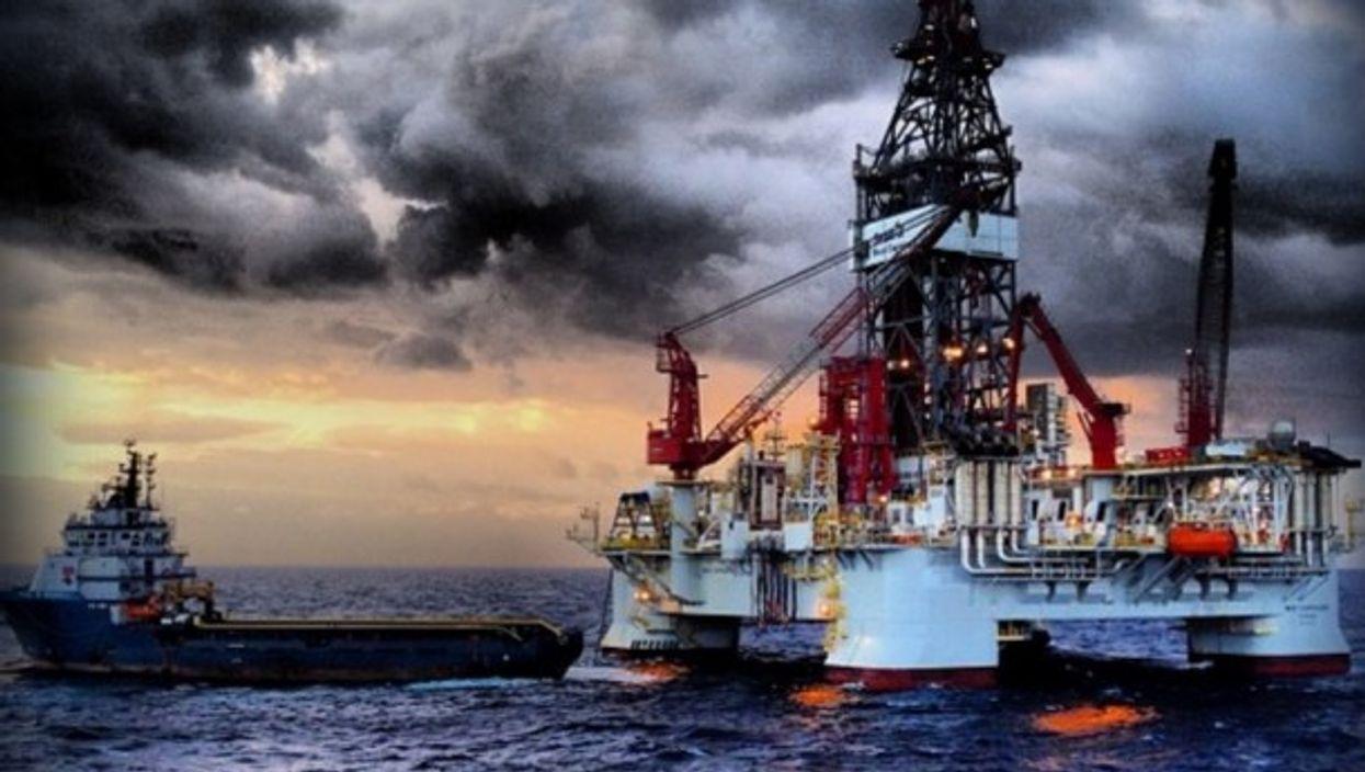 Striking Politics When Drilling For Gas InMediterranean