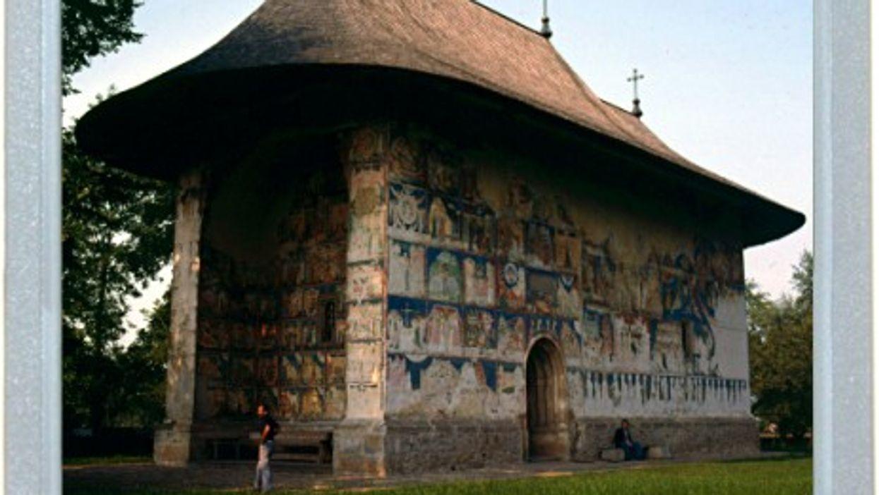 Beheaded Saint, Decapitated Church