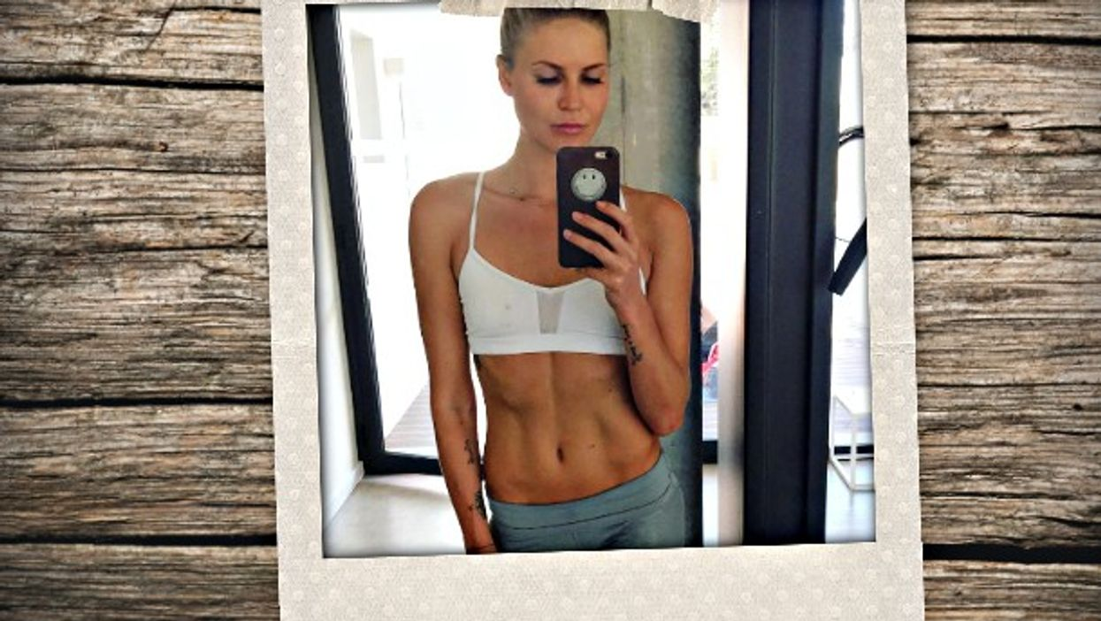 Extreme Body Images On Instagram Raise Eating Disorder Fears