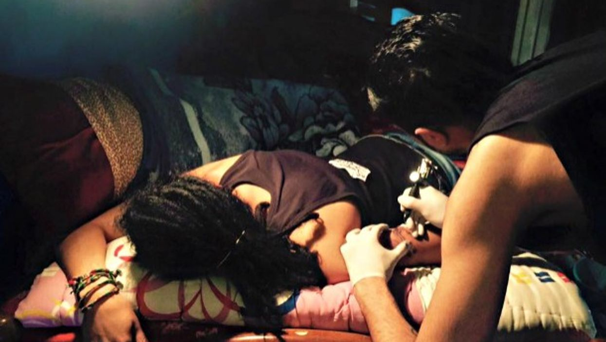 In Egypt, A Flourishing Culture Of Tattoos Tests Taboos