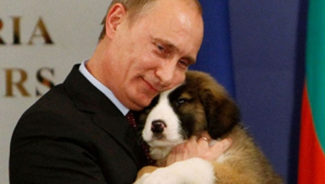 Putin Playing Nice - Will The World Believe Him?