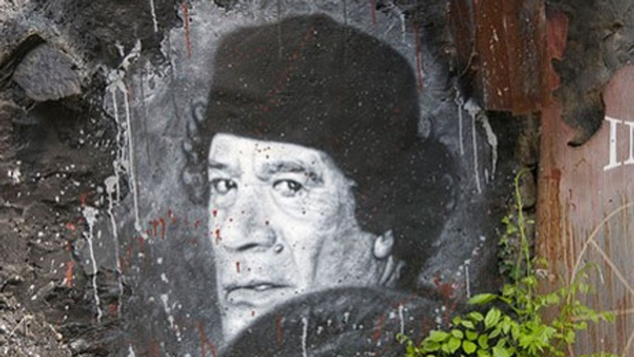 Italian Colonialism, A Childhood Wound And The Origins Of Gaddafi's Showdown With The West