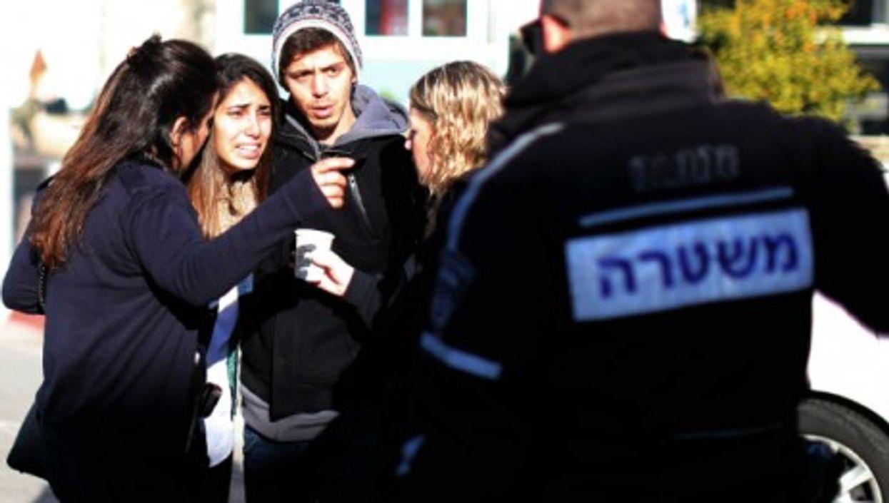 Tel Aviv Stabbings, Confident Obama, Brazil Drought