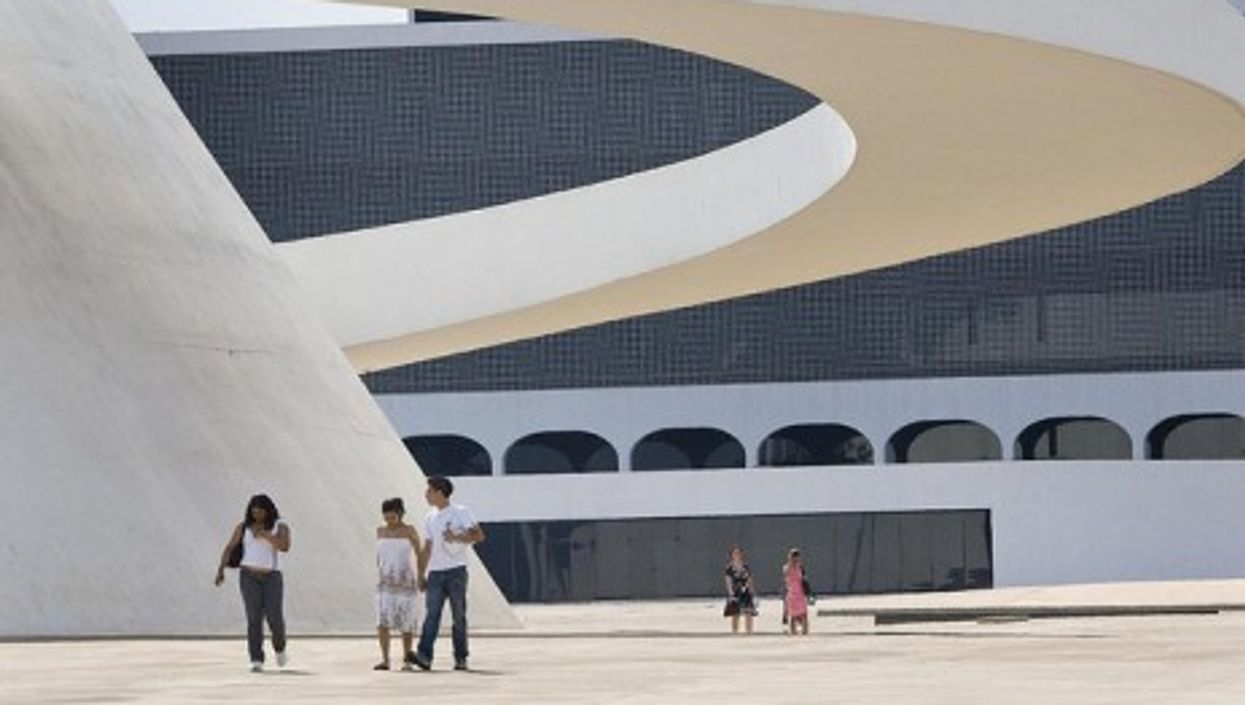 Brasilia, An Urban Vision Of The Future Moves Into Middle Age