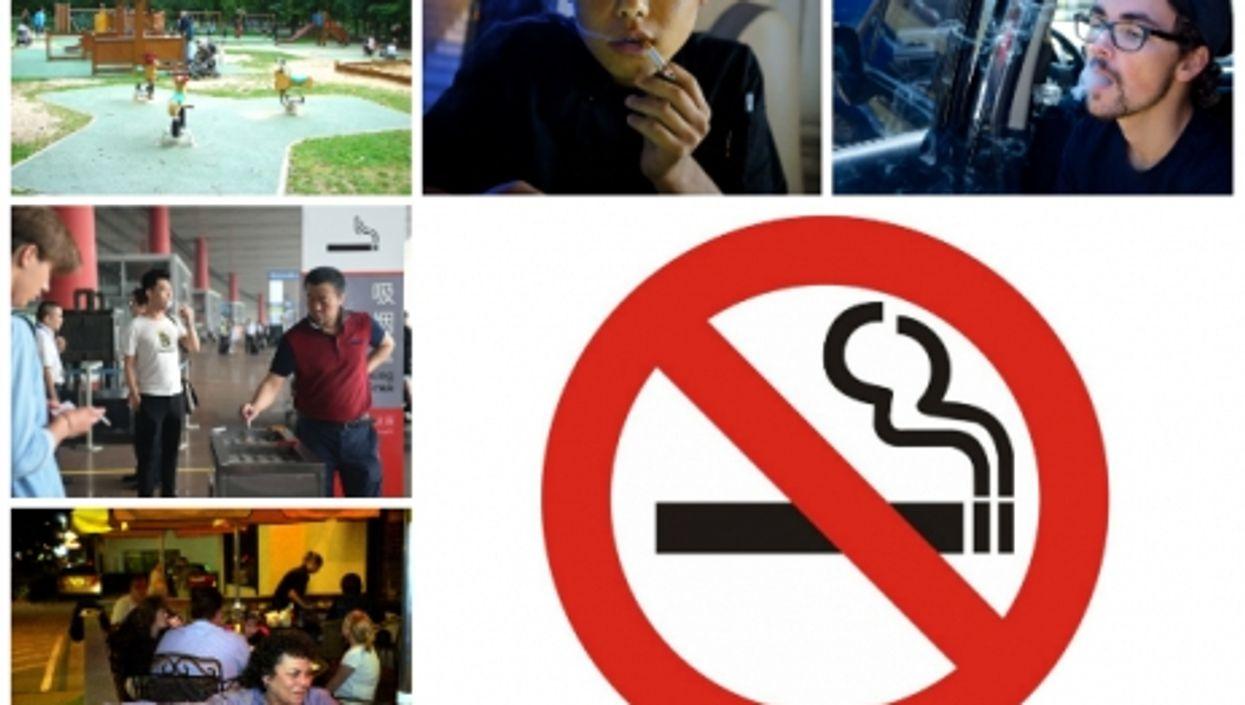 Smoking Bans Get Tougher Around The World