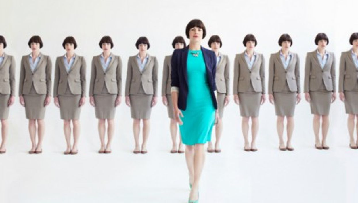 Why Do So Many Women Work In Human Resources?