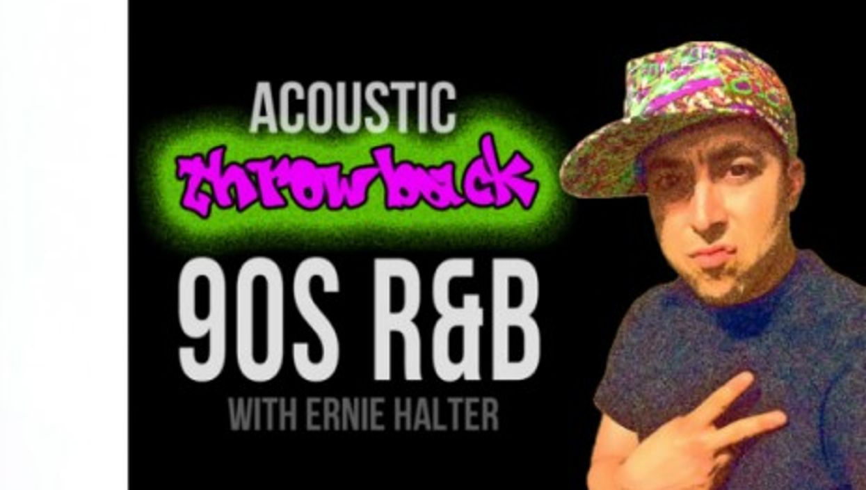 Acoustic Throwback: The Surprisingly Beautiful Covers Of 90s RnB Songs