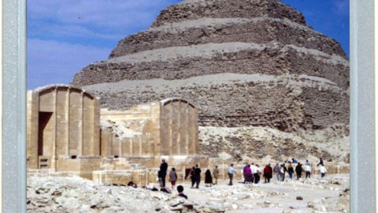 Perilous Pyramid